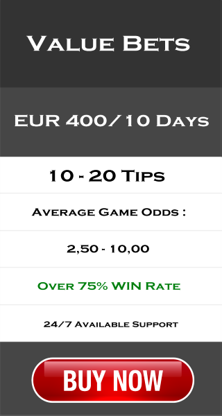 Value bets 10 days