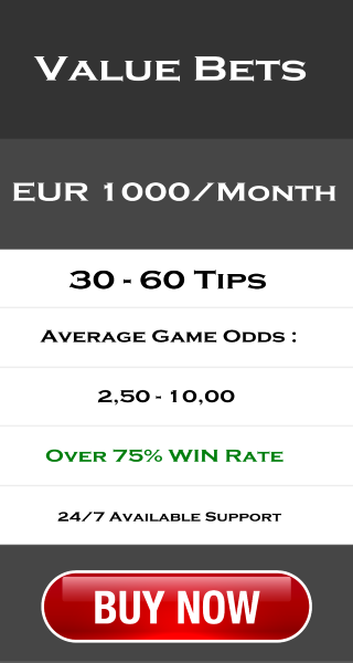 Value bets 30 days